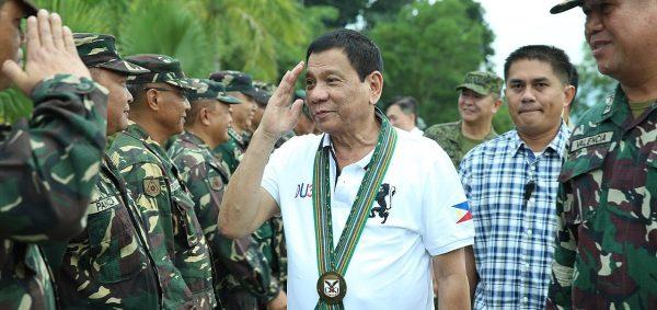 If Duterte Wants Us Out, Let's Go