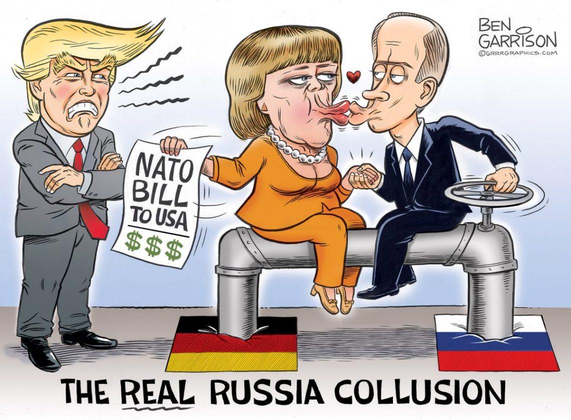Is Macron Right? Is NATO, 70, Brain Dead?