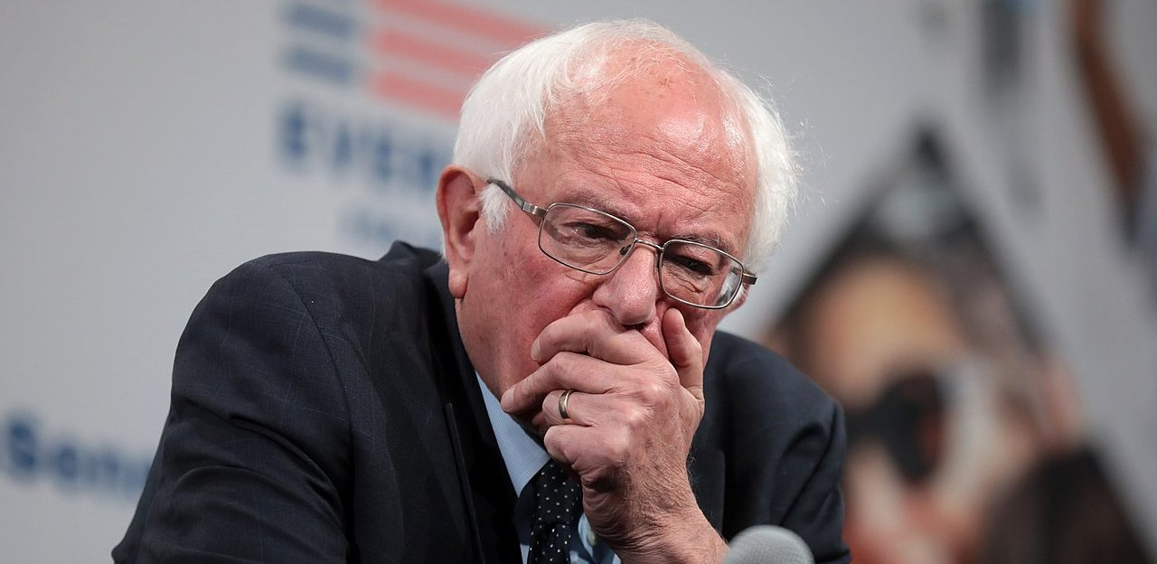 The Establishment's Ultimatum: Scuttle Bernie!