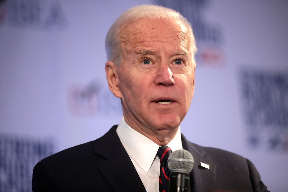 Biden's Basement Strategy: Just Say Nothing