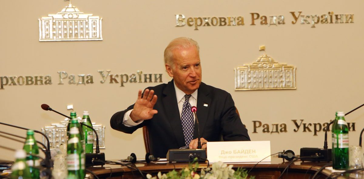 Will 'Ukraine-Gate' Imperil Biden's Bid?