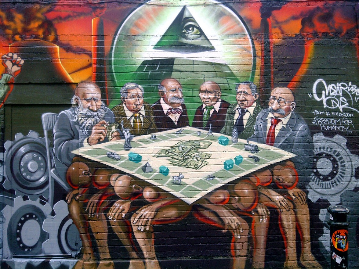 Sink the New World Order Tax!
