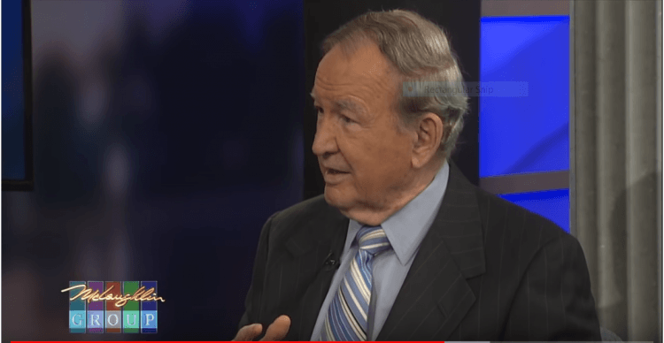 Pat Buchanan-McLaughlin-Group