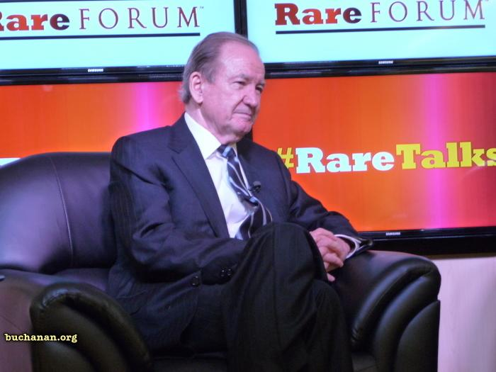 Pat Buchanan at Rare.us Event