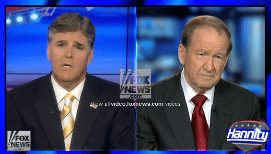 Pat Buchanan says border crisis may tear the US apart