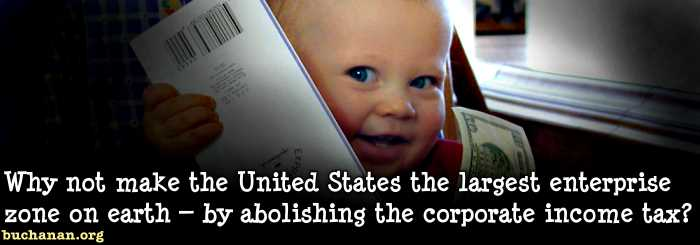Abolish the Corporate Income Tax