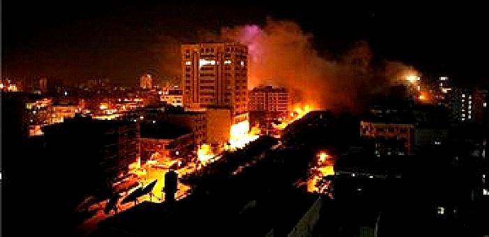 Israel Palestine War