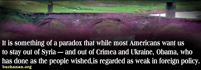 Is Obama Wrong on Ukraine?