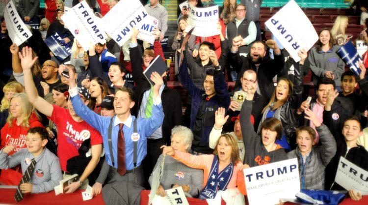 Trump Rally - Florence, SC