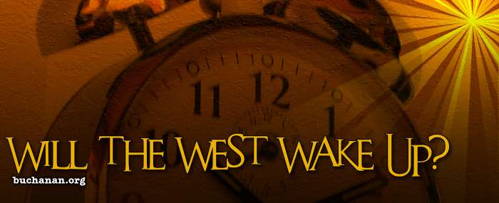 Will the West Wake Up