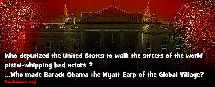 Congress Should Veto Obamas War
