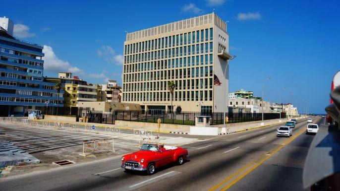 L'ambassade US