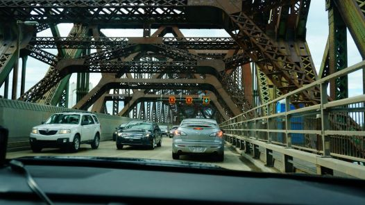 Le pont Québec