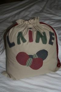sac à laine pour ma maman d'école