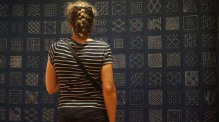 Au musée du textile à Toronto