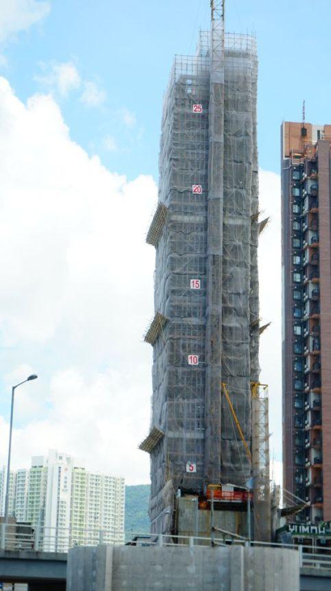 Plus de 25 étages!!!