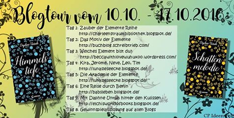 """Blogtour """"Zauber der Elemente"""" : Die Elemente"""