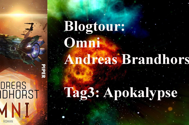 Blogtour: Omni von Andreas Brandhorst – Apokalypse