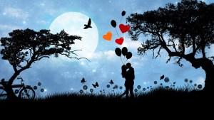kommt aus der Romantik: romantische Liebe (bngdesigns / pixabay.de)