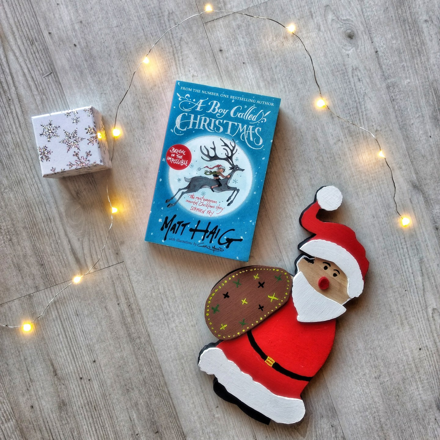 A Boy Called Christmas – Matt Haig