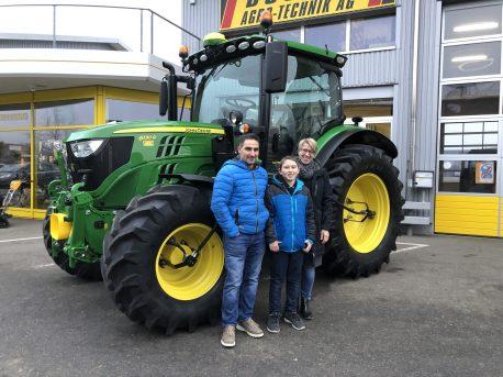 01232020 Bucher_Agrotechnik, JD 6130R kpl. Ausgestattet