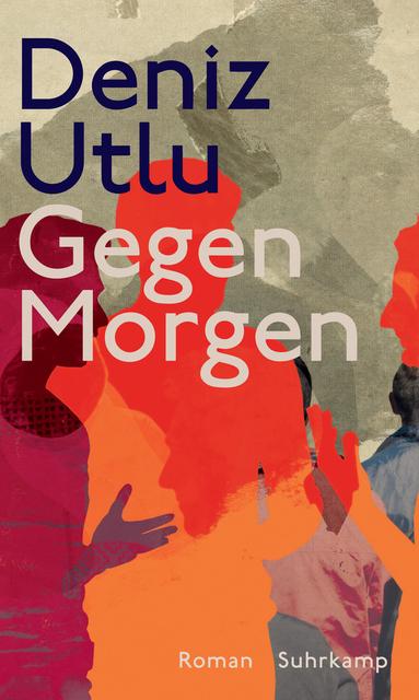 """12.10.2019 – Autorenlesung: Deniz Utlu """"Gegen Morgen"""""""
