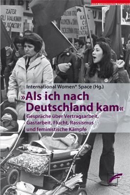 """15.11.2019 International Women* Space e. V.– """"Als ich nach Deutschland kam"""""""