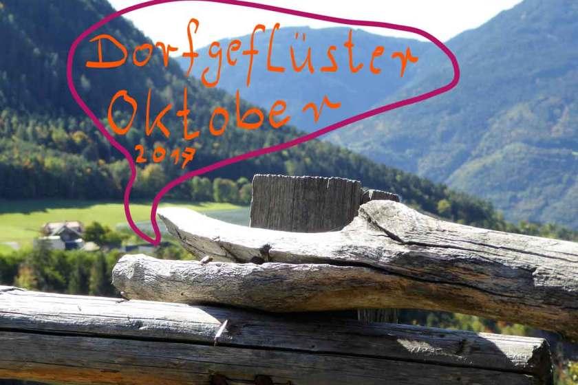 2017 Dorfgeflüster Alto Adige