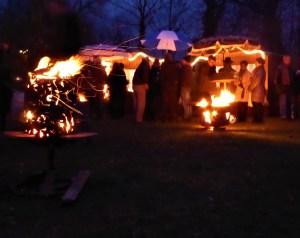 Lichterfest 2016 an der Tränke