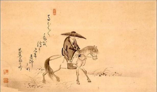 Bashô, von Sugiyama Sanpu