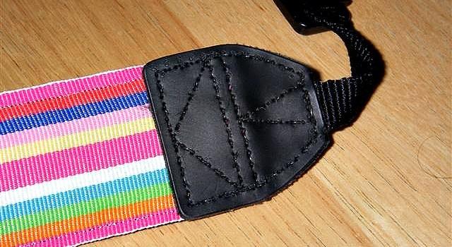 Project DIY: custom ribbon camera strap