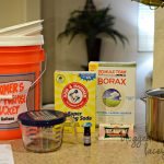 Project DIY: Homemade Laundry Detergent