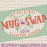 ACUPPACUPPAFUN :: The 4th Annual Mug Swap :: #mugswap14