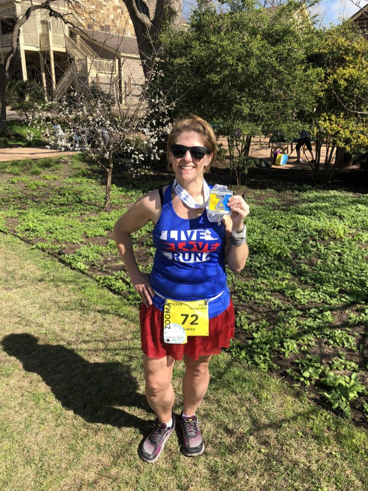 Zooma Texas Half Marathon