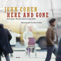 John Cohen und Bob Dylan