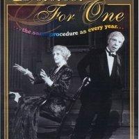 Dinner for One oder was es im Buchhandel zum Thema zu kaufen gibt! Alles zum Kult-Vergnügen Dinner for One ... oder Der 90. Geburtstag