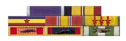 Trantham medals