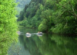 Sommer am Doubs