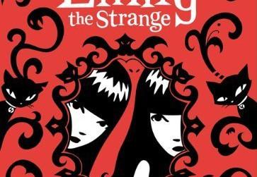 Emily the Strange. Es wird immer seltsamer