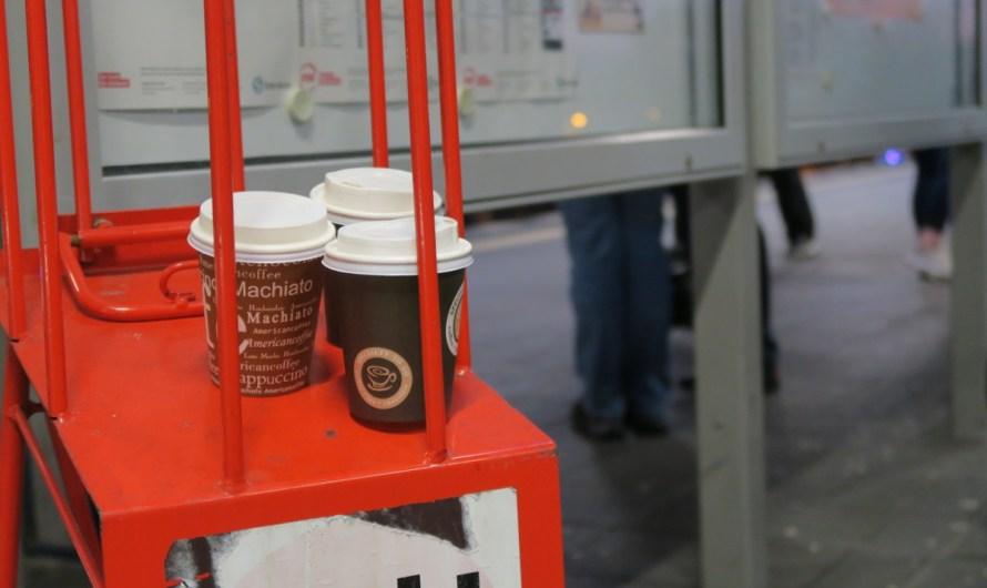 Coffee-on-the-run