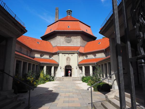 Das Kulturkloster Silent Green, 13347 Berlin