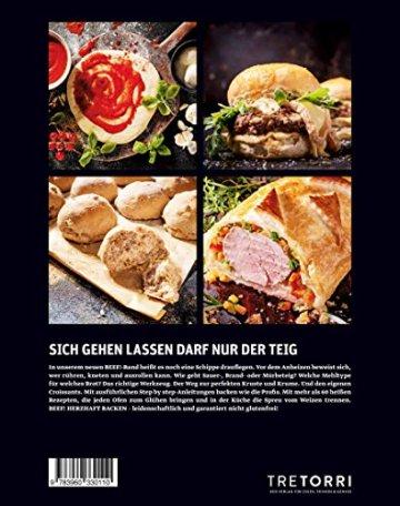 BEEF! HERZHAFT BACKEN: Meisterstücke für Männer (BEEF!-Kochbuchreihe) - 6