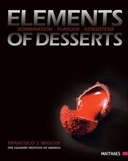 Elements of Desserts - 1