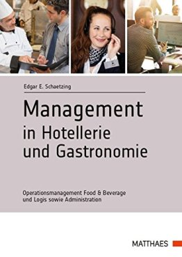 Management in Hotellerie und Gastronomie - 1