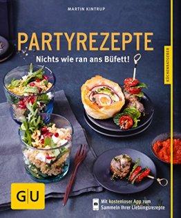 Partyrezepte: Nichts wie ran ans Büfett! (GU KüchenRatgeber) - 1