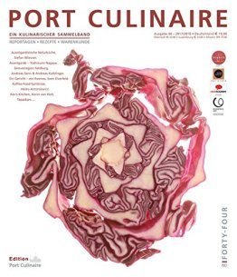 PORT CULINAIRE FORTY-FOUR: Sicherer Hafen für Gourmets – Band Nr. 44 - 1