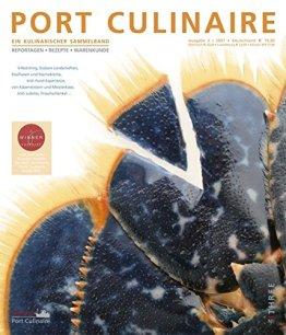 Port Culinaire Three - Band No. 3: Foodszene. Reportagen. Rezepte. Sicherer Hafen für Gourmets - 1