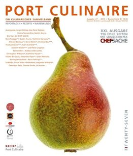PORT CULINAIRE TWENTY-SEVEN: Ein kulinarischer Sammelband No 27 - 1