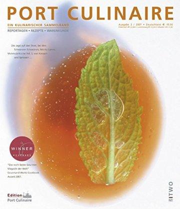Port Culinaire Two - Band No. 2. Foodszene. Reportagen. Rezepte - 1