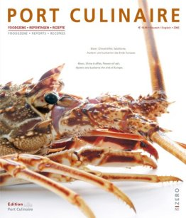 Port Culinaire Zero - Band No. 0: Foodszene. Reportagen. Rezepte - 1